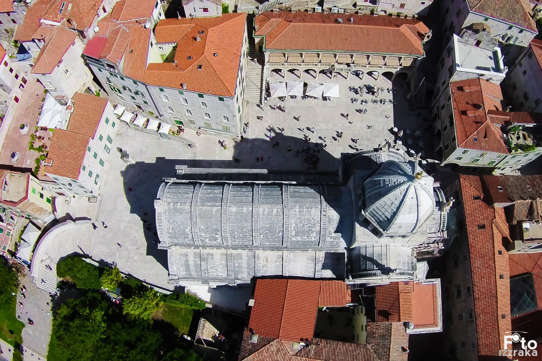 St. Jacob cathedral šibenik