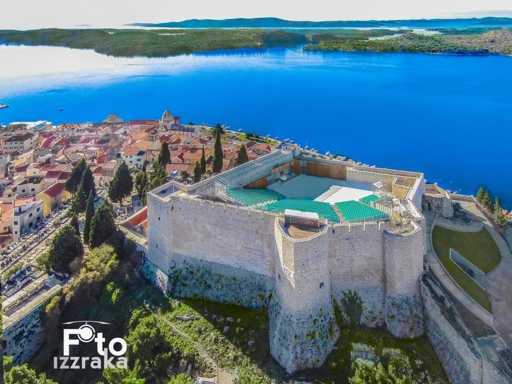 St. michael fortress Šibenik