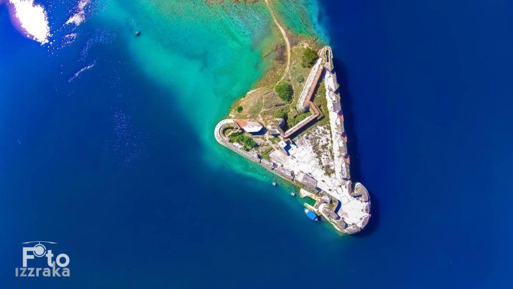 St. Nicolas fort šibenik
