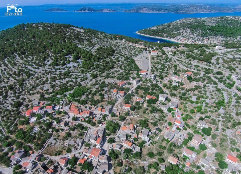 Žirje Island View