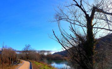 Bike trail Knin