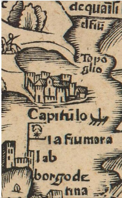 Part of map Kapitul